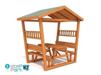 Стол для пикника (крыша)