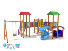 Детская площадка Spielplatz Три башни