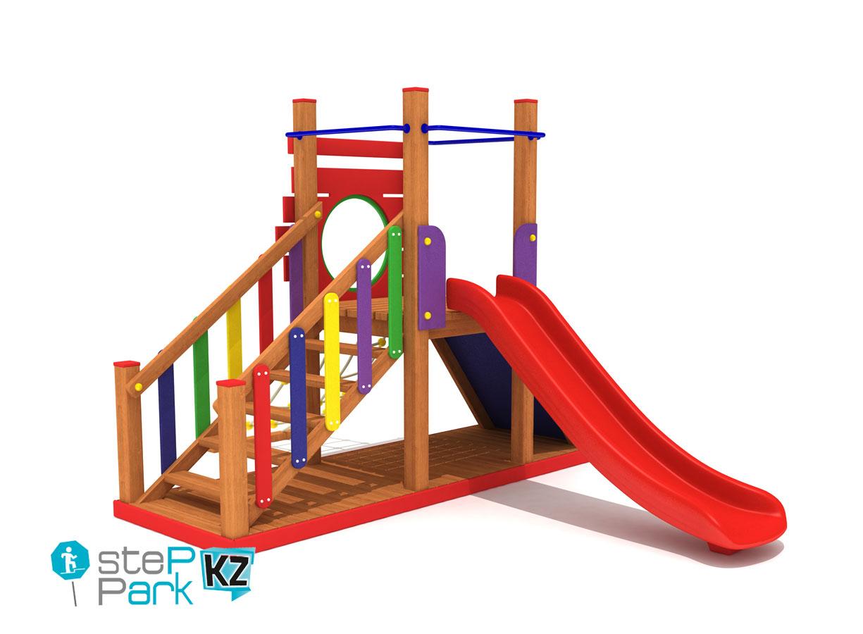climbing playground