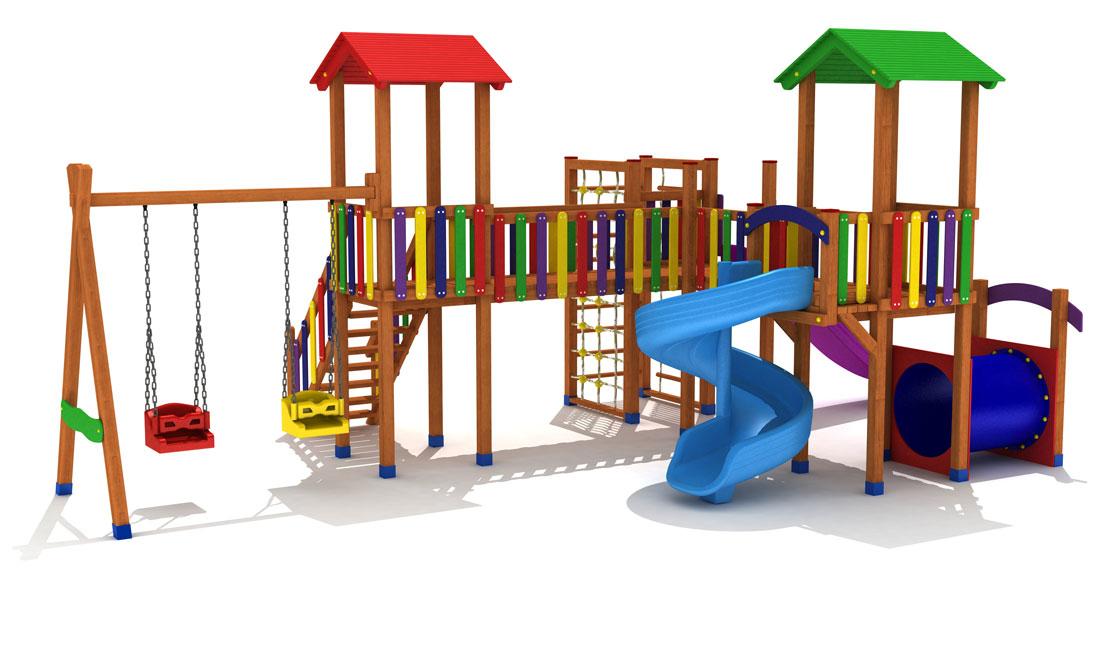 detskaya-ploshchadka-spielplatz-tri-bashni