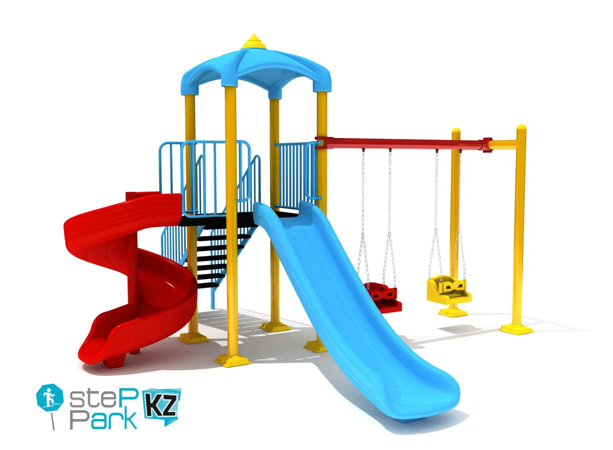 kazakhstan metal playground