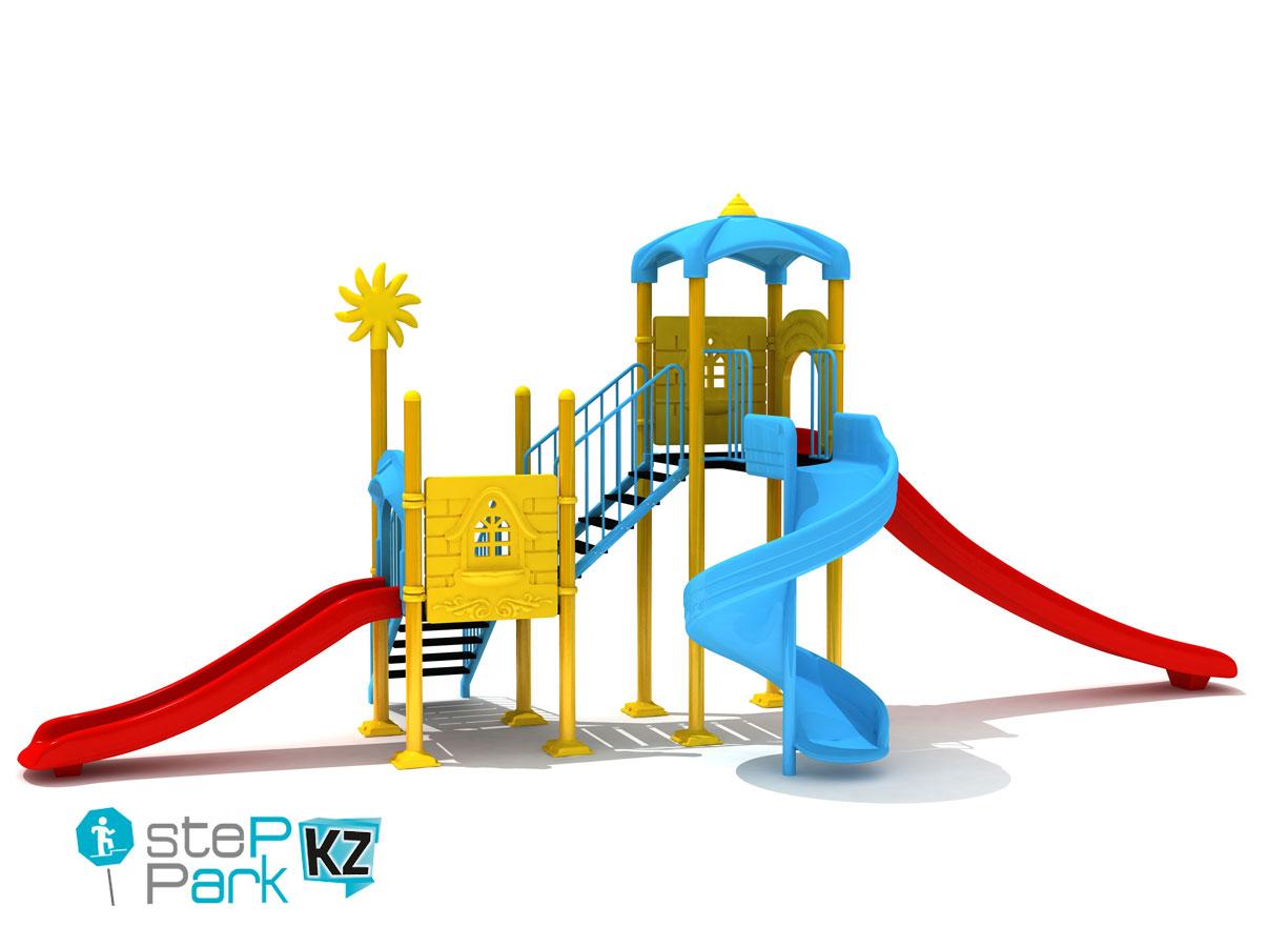 metal playground