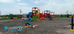 детской игровой комплекс